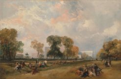 The Great Exhibition of 1851 | James Duffield Harding | Oil Painting