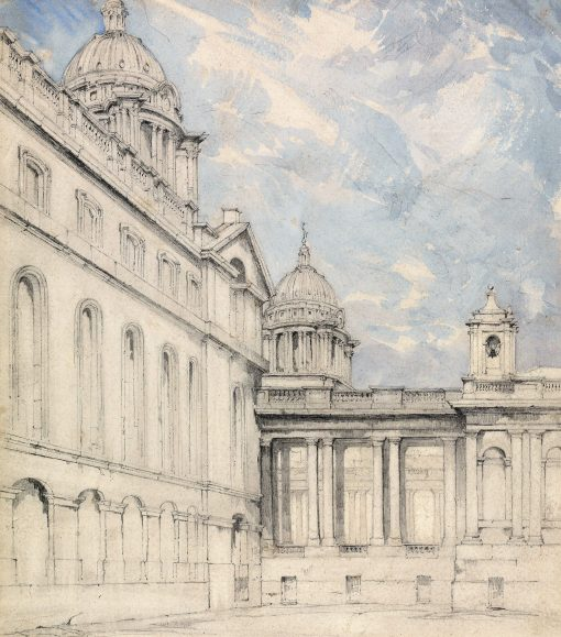 Greenwich | James Holland | Oil Painting