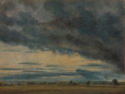 Evening Landscape after Rain | John Constable | Oil Painting