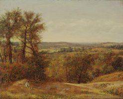 Dedham Vale | John Constable | Oil Painting