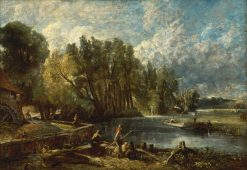 "Stratford Mill(also known as ""The Young Waltonians"") 