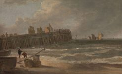 Yarmouth Jetty | John Crome | Oil Painting