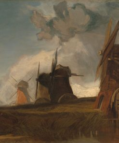 Drainage Mills in the Fens