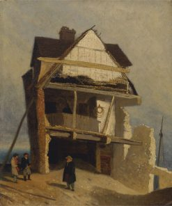 Ruined House | John Sell Cotman | Oil Painting