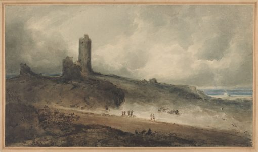 Aberystwyth Castle | John Sell Cotman | Oil Painting