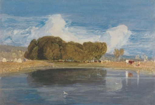 A Summer Day | John Sell Cotman | Oil Painting