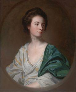Mrs. Robert Hyde | John Singleton Copley | Oil Painting