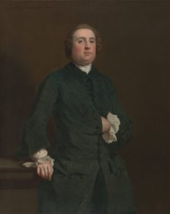 Charles Penruddocke | Joseph Highmore | Oil Painting