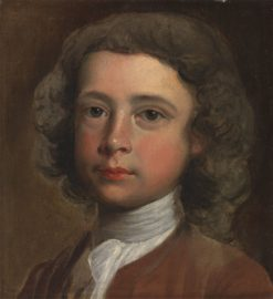 The Head of a Young Boy | Joseph Highmore | Oil Painting