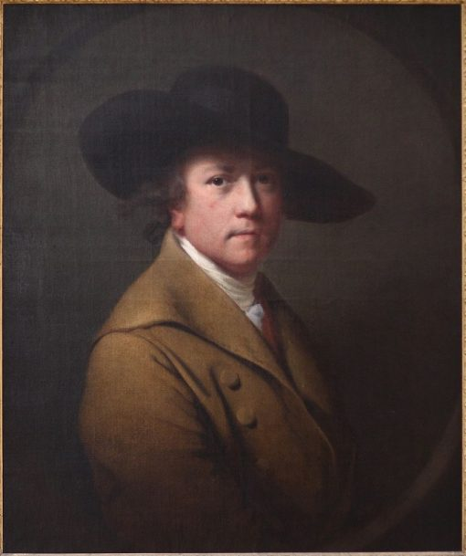 Self Portrait | Joseph Wright of Derby | Oil Painting