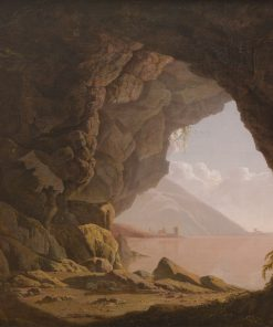 Cavern near Naples | Joseph Wright of Derby | Oil Painting