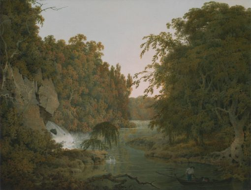 Dovedale | Joseph Wright of Derby | Oil Painting