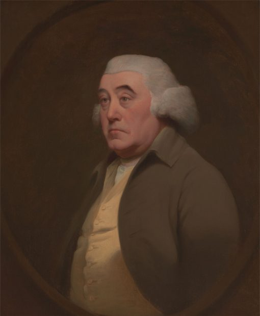 Dr. Richard Wright | Joseph Wright of Derby | Oil Painting