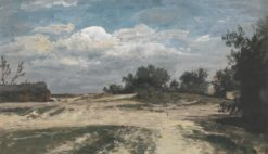 An Open Road | Patrick Nasmyth | Oil Painting