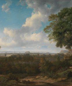 Edinburgh from the Braids | Patrick Nasmyth | Oil Painting