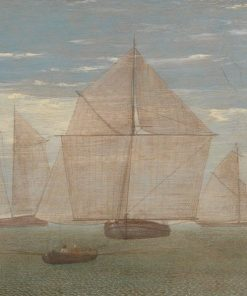 Sailing Ships | Richard Dadd | Oil Painting