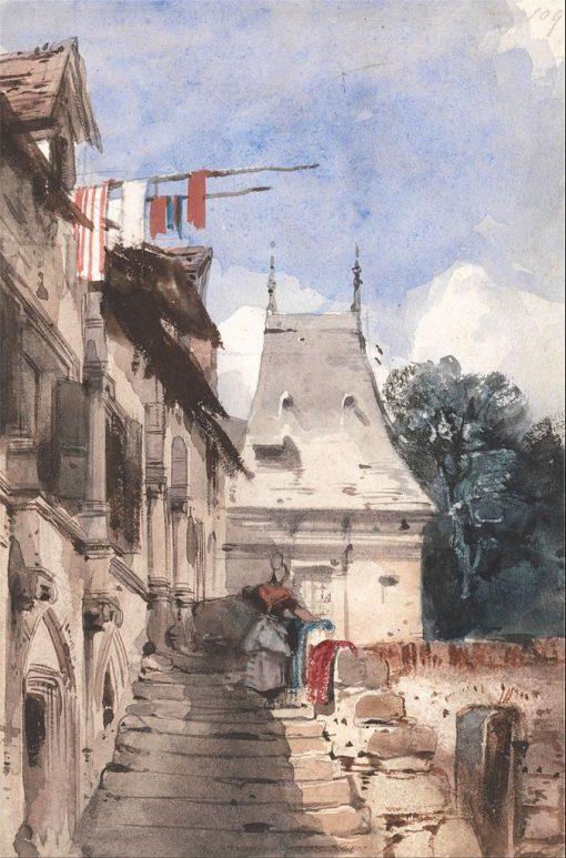 Abbey St-Amand