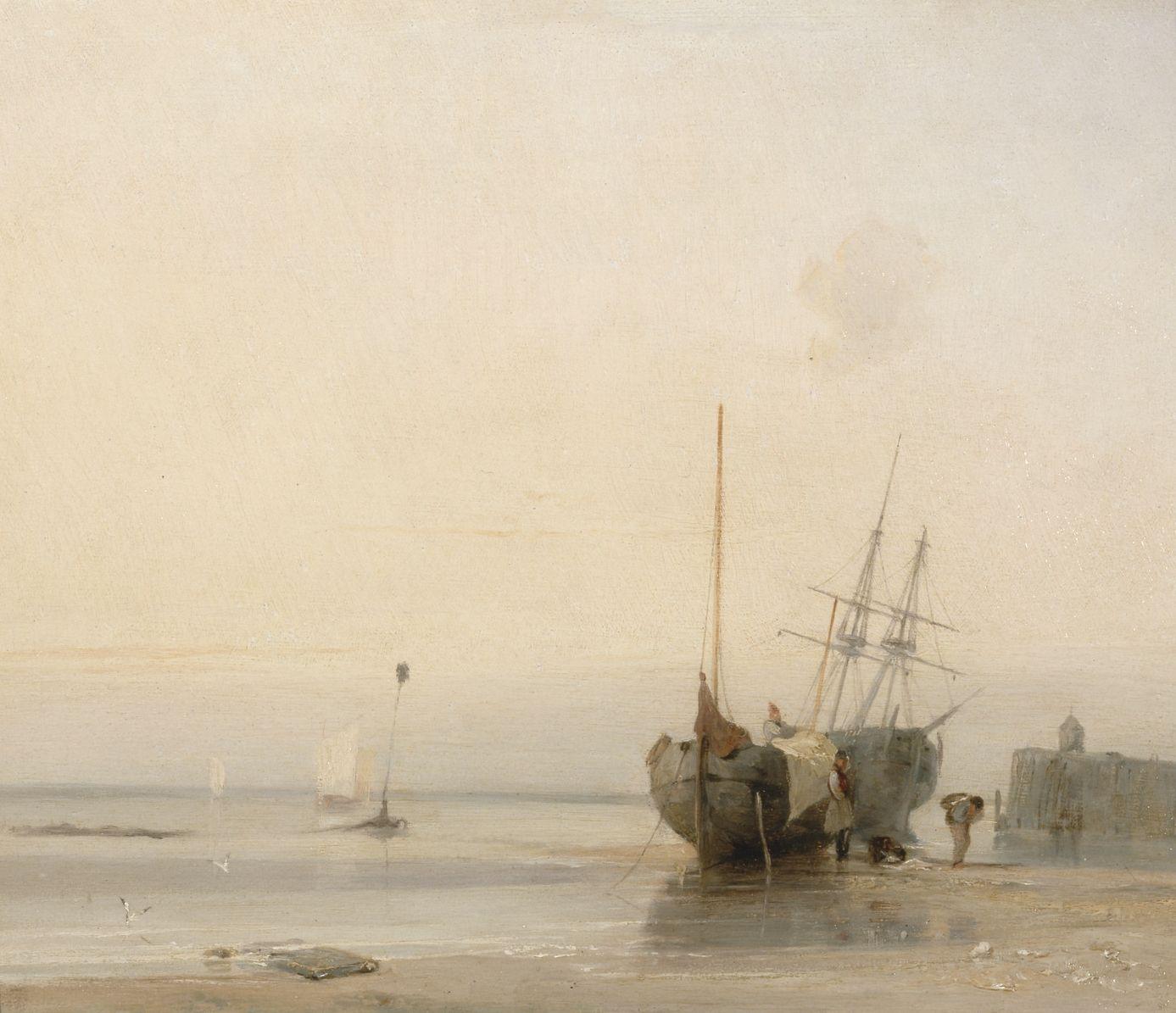 Calais Jetty