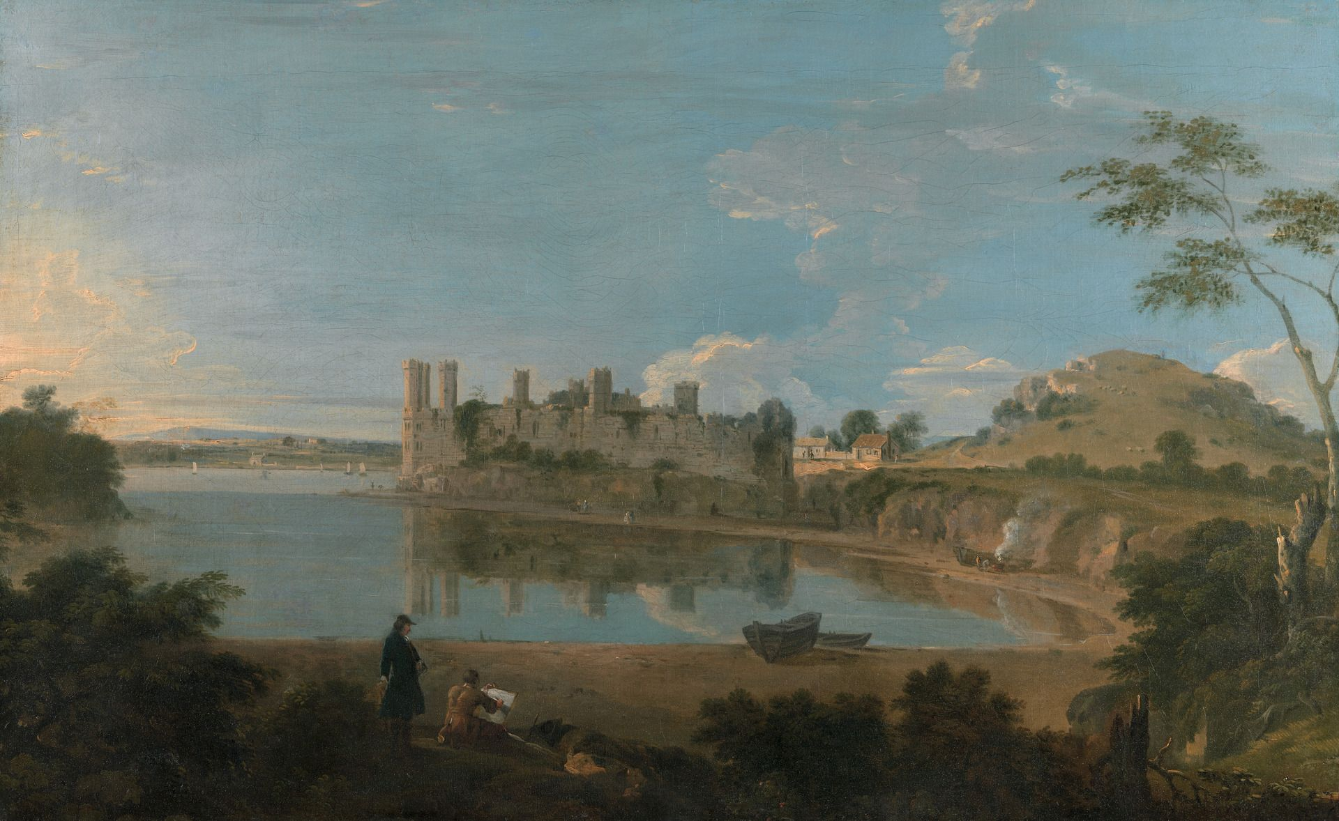 Caernarvon Castle | Richard Wilson