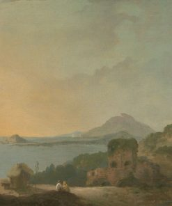 Cicero's Villa and the Gulf of Pozzuoli | Richard Wilson