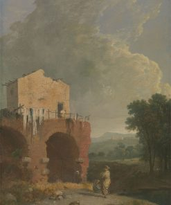 A View in Hadrian's Villa | Richard Wilson