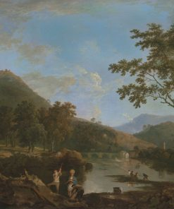 Dinas Bran from Llangollen | Richard Wilson