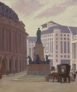 Aldwych | Robert Bevan | Oil Painting