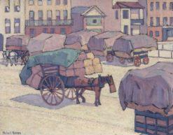 Hay Carts