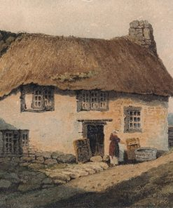 The Thatched Cottage | Samuel Prout | Oil Painting
