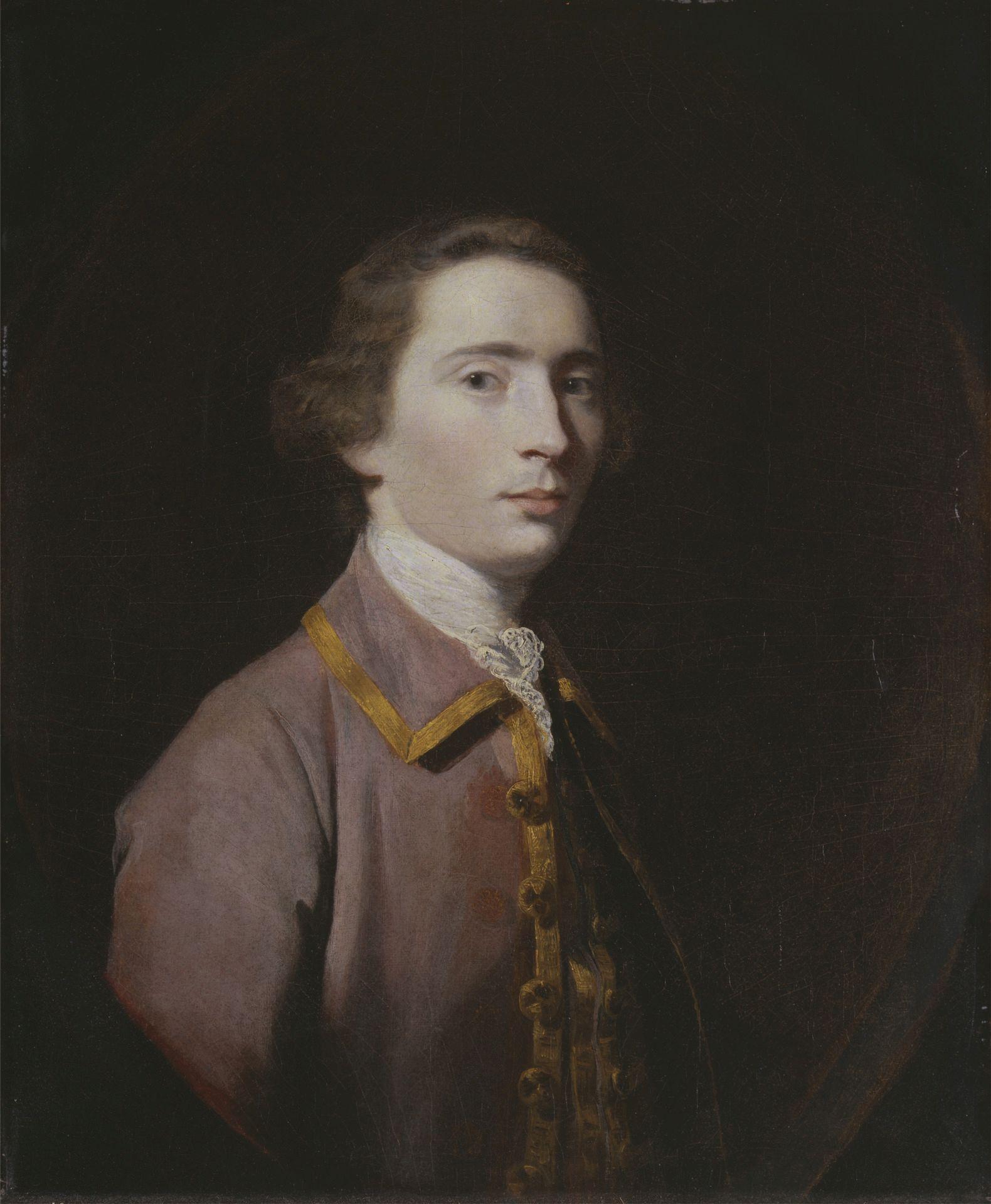 Charles Carroll of Carollton | Sir Joshua Reynolds | Oil Painting