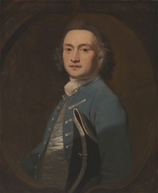 An Unknown Man | Sir Joshua Reynolds | Oil Painting