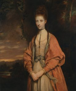 Anne Seymour Damer | Sir Joshua Reynolds | Oil Painting