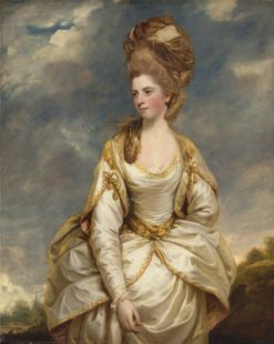 Sarah Campbell | Sir Joshua Reynolds | Oil Painting