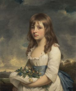Portrait of a Girl | Sir William Beechey | Oil Painting