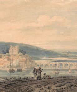 View of Rochester | Thomas Girtin | Oil Painting