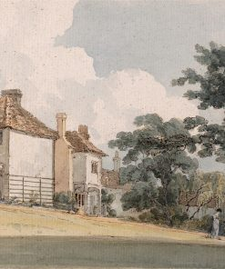 Country House | Thomas Girtin | Oil Painting