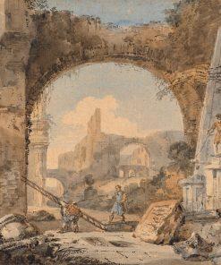 Classical Composition | Thomas Girtin | Oil Painting