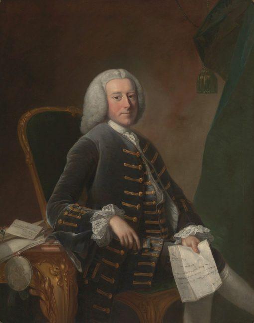Charles Pinfold   Thomas Hudson   Oil Painting