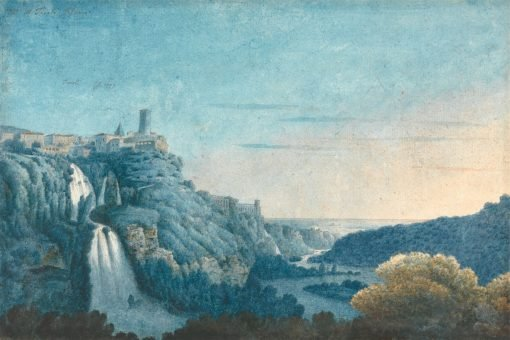 Tivoli | Thomas Jones | Oil Painting