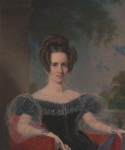 Elizabeth Howard | Thomas Phillips | Oil Painting