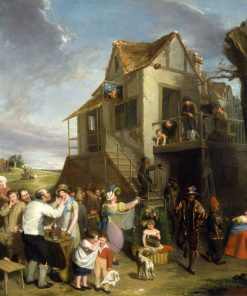 May Day   William Collins   Oil Painting