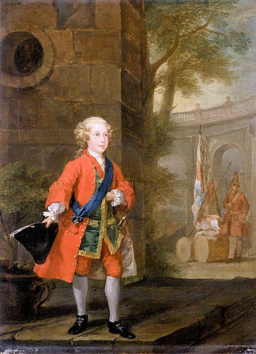 HRH William Augustus