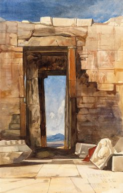 A Doorway in the Acropolis