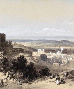 Tripoli | William James Muller | Oil Painting