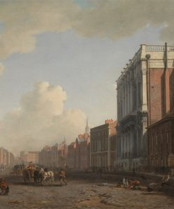 Whitehall | William Marlow | Oil Painting