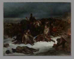 The Retreat of Napoleon's Army in Russia