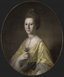 Mrs. James Maccubin Carroll (Sophia Gough) (1772-1816) | Charles Willson Peale | Oil Painting