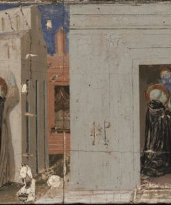 The Vision of Pope Innocent III | Fra Angelico | Oil Painting