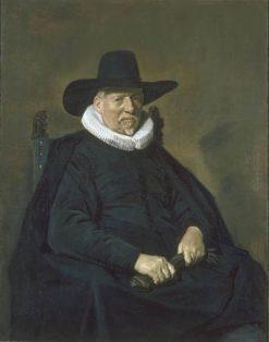 De Heer Bodolphe | Frans Hals | Oil Painting
