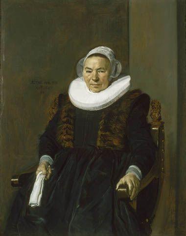 Mevrouw Bodolphe | Frans Hals | Oil Painting